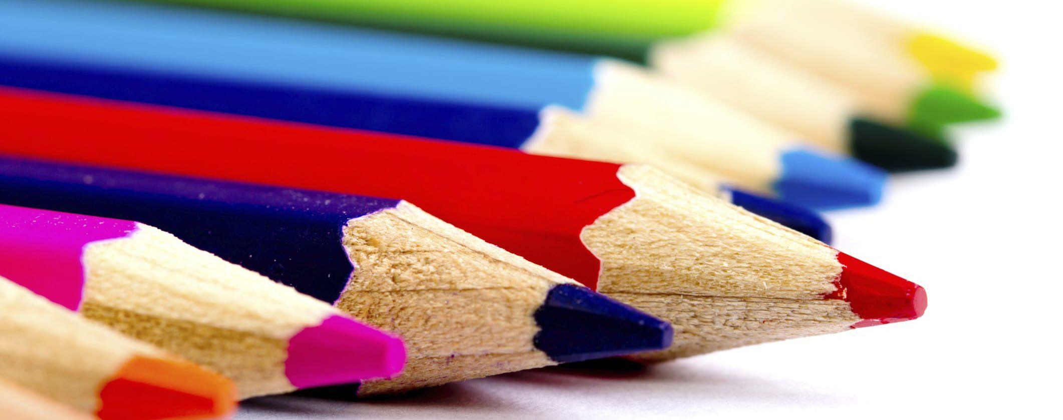 come riciclare le matite colorate 1 2